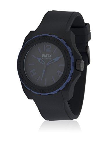Watx Reloj analogico para Hombre de Cuarzo con Correa en Caucho RWA1801