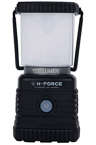 N-FORCE(エヌフォース) LEDランタン 電池式 最大1000ルーメン ランタン 連続点灯70時間 防災 LED ライトN-FORCE(エヌフォース)LS-10 防災グッズ 停電