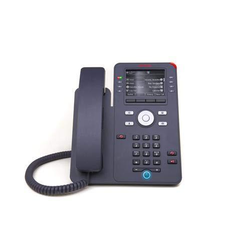Avaya J169 IP Phone 3PCC, Corded, Black