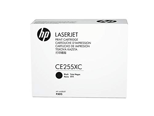HP 55X Toner schwarz CE255XC