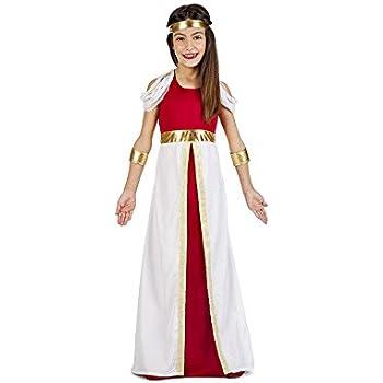 Car&Gus Disfraz de Oráculo Griega Delfos para niña: Amazon.es ...