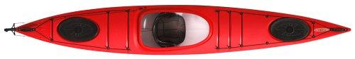 Tahe Lifestyle 420 - Kajak, colore: Rosso