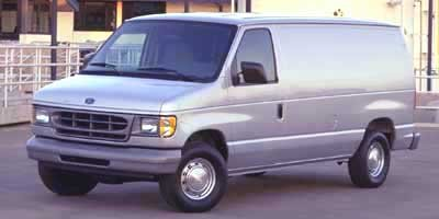 2002 Ford E-150 Econoline