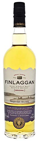 Finlaggan Original Islay Single Malt Scotch Whisky (1 x 0.7 l)