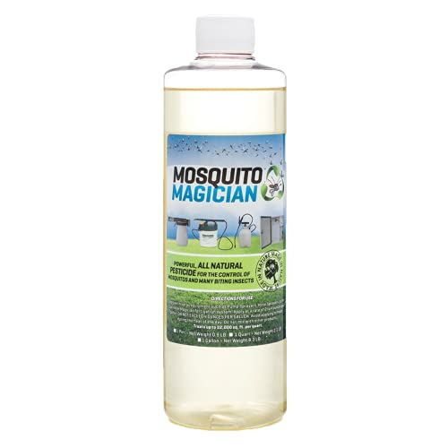 Mosquito Magician Natural Mosquito Killer & Repellent Concentrate - 1 Pint