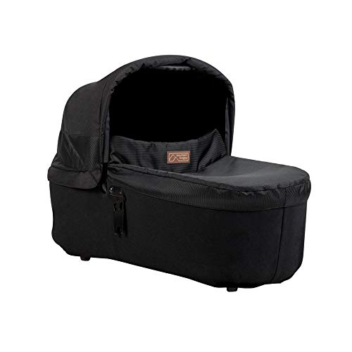 Babyschale carrycot für Mountain Buggy Urban Jungle 3, Terrain 3, plus One 3- onyx