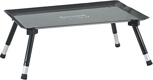 Sänger Top Tackle Systems Unisex– Erwachsene Anaconda Bivvy Table II 50x34x17cm 7150002 Beistelltisch, Schwarz