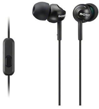 Sony MDREX110AP - Black
