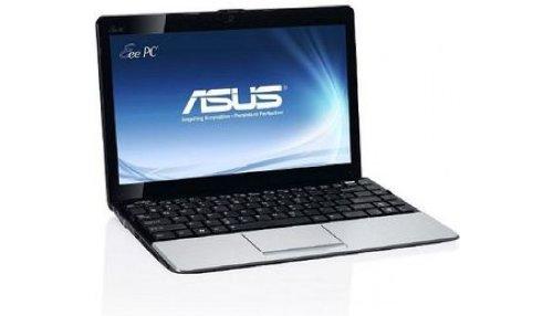 Asus Eee PC 1215B-SIV006M 30,7 cm (12,1 Zoll) Netbook (AMD   C-50, 1GHz, 2GB RAM, 320GB HDD, ATI Radeon HD 6250, Win 7 HP) silber