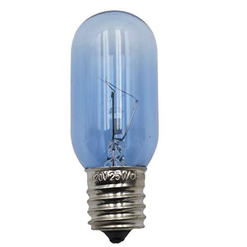 Supplying Demand 241552802 Refrigerator Blue Light Bulb 25 Watt Fits 297048600