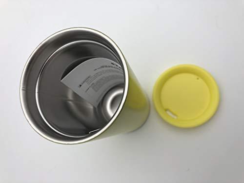 Starbucks- Stainless Steel Tumbler - Yellow, 355 ml/12 fl oz