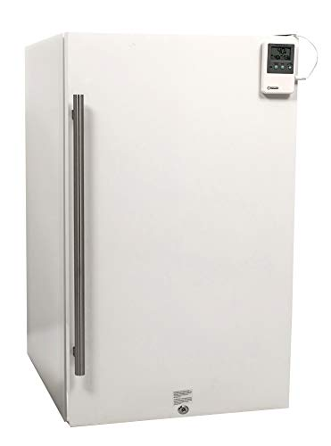 EdgeStar 20 Inch Wide 4.3 Cu. Ft. Medical Refrigerator with Temperature Alarm and Safety Lock