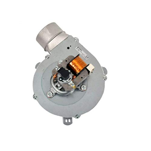 Abzieher - Rauchabsauger EMMEVI - FERGAS VFC 1-160/S bis 2590 RPM für Pelletöfen