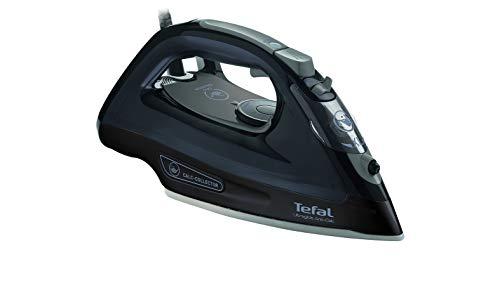Tefal FV2662 Ultraglide Anti-scale Steam Iron, 2500 W, 270 milliliters, Black