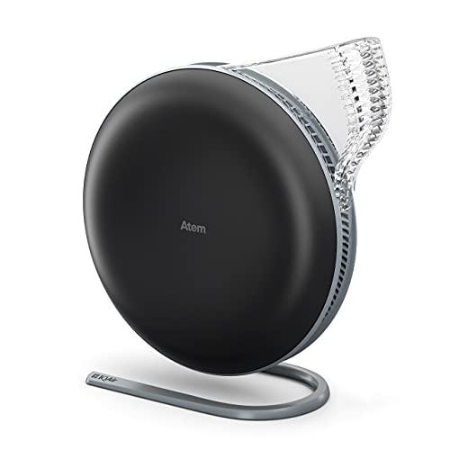 IQAir Atem Desk Personal Air Purifier [HyperHEPA Filter, up to 150 sq.ft....