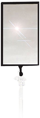 Ullman Devices K-2MR Rectangular Replacement Refill Mirror, Magn