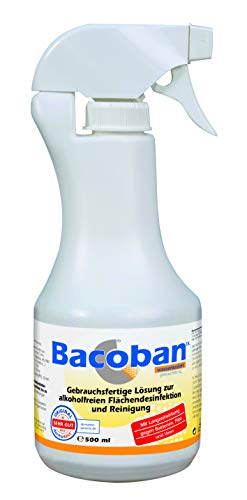 Bacoban BAC500DL Fertiglösung in Sprühflasche