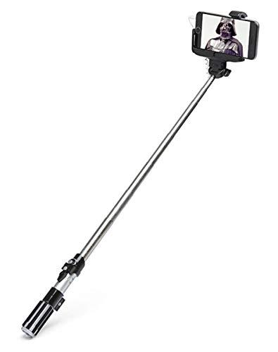 STAR WARS Lightsaber Adjustable Length Selfie Stick