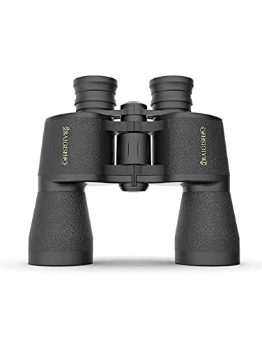 JINGSHENG Los prismáticos 20 x 50 son robustos e impermeables, aptos para la aventura al aire libre de avería o actividades de caza