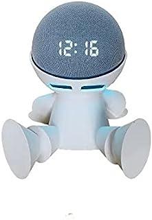 Suporte Mesa Robô Traje Espacial Compatível C/echo Dot 4º Geração