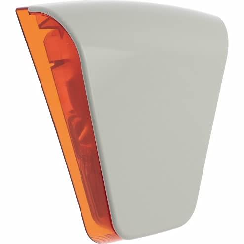 Eaton Scantronic - Lente externa con cable naranja   SDR-WEXT-G3-OR