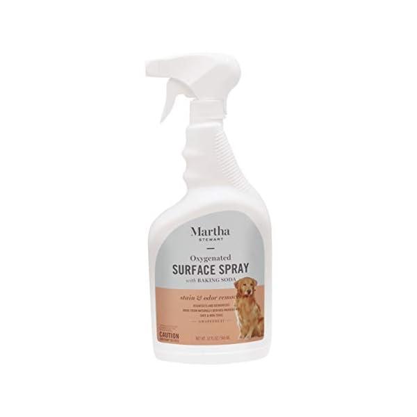 Martha Stewart Oxy-Powered Urine Destroyer for Pet Stains | Pet Urine Odor Eliminator...