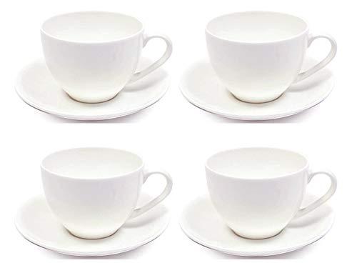 Maxwell & Williams 5245564 Cashmere Teetasse und Untertasse, Porzellan