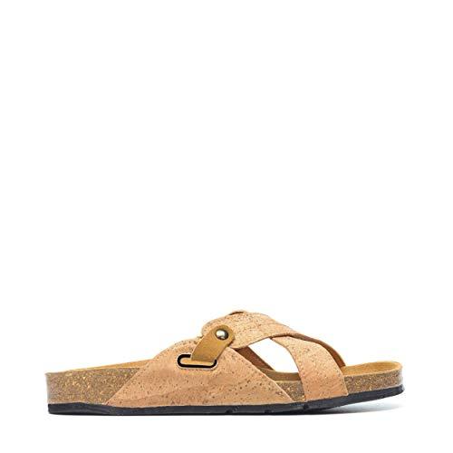 Nae, Damen Sandalen, Braun - braun - Größe: 36 EU