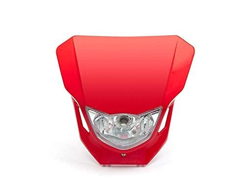 Moto Phare - Supermoto & Streetfighter - Rouge - 12V 35W