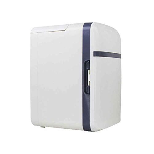 Frigo RéFrigéRateur Congelateur Glaciere 10L / 12V mini petit réfrigérateur / micro-réfrigérateur / chauffage de la voiture et boîte de refroidissement semi-conducteur / maison d'essai à double usage
