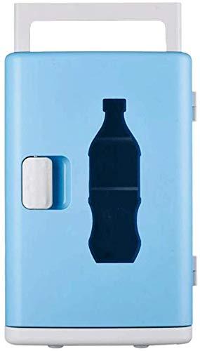 Dljyy Koelbox, 10 liter, draagbare compressor, koelkast met vriesvak, 12 V/220 V