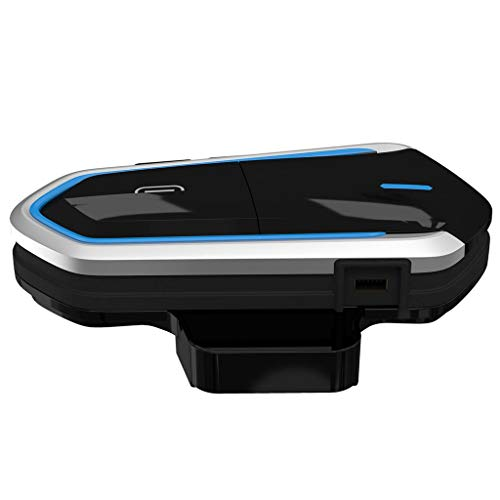 AJAHBGSMXD Earphone Waterproof Wireless Helmet Headset Hands Free Easy Operation Bluetooth Motorcycle Energy Saving Music