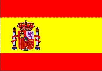 Top Calidad - Bandera España espagnia Spain Bandera, 250 x 150 cm, EXTREMADAMENTE RESISTENTE, no es un producto barato de china, Peso de la tela aprox. 100 g/m²