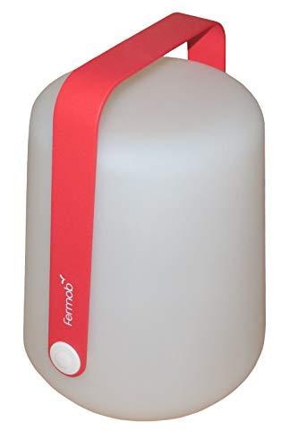 Fermob Unisex– Erwachsene BALAD Tischlampe, Rose Praline, 25cm