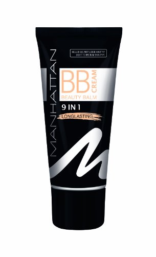 Manhattan Manhattan BB Cream 9in1 1, 1er Pack (1 x 30 g)