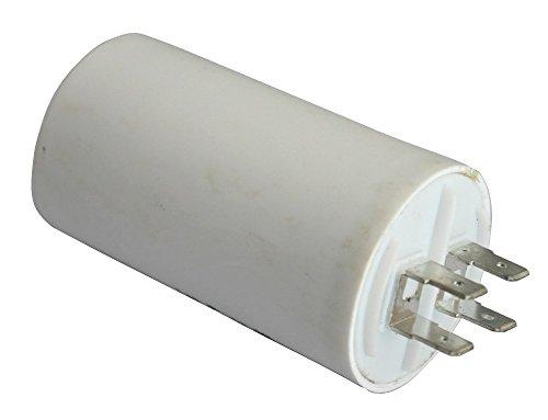 Aerzetix condensator voor motor 20 μF 20 mF 450 V