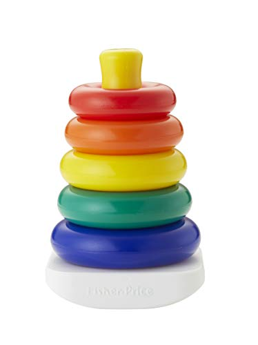 Fisher Price Fisher-Price Brilliant Basics Rock-a-Stack