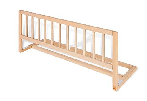 Reja protectora para la cama Pinolino 172026 blanco naturaleza Talla:L 90 x B 33 x H 36 cm
