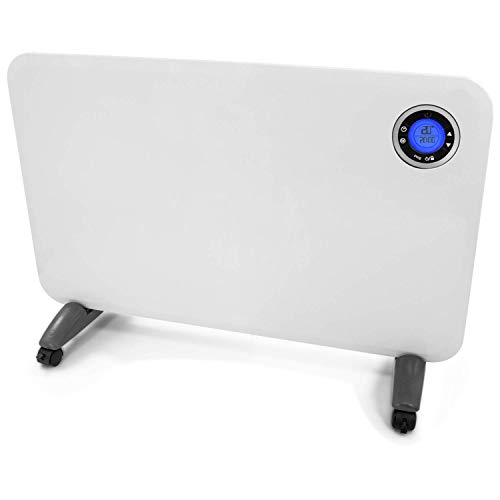 Skotek 1500W 24/7 Timer Elektrische Wandverwarming Paneel Draagbare Convector Radiator Badkamer Veilig
