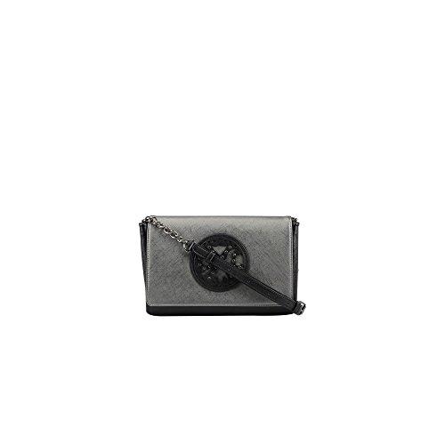Christian Lacroix Sac Pochette Royal 4 Gris/noir