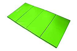Ideal for personal fitness work or as a basic gymnastics mat for youngsters Lightweight Foam centre for easy transport Tough non-tear vinyl cover Fold-able system for minimum storage space Fitted with Velcro pads to allow additional mats to be linked...