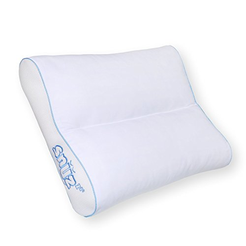 The SNÜZ Pillow. More Comfortable. Better Sleep.