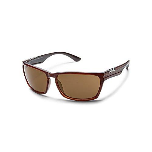 Suncloud Cutout Sunglasses - Brown, Brown ONESZE