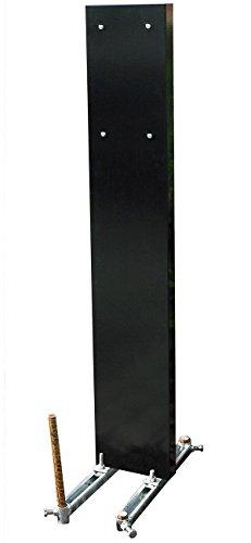 MEFA Easy Mounting (nur Stahlschienen und Bodenspieß)