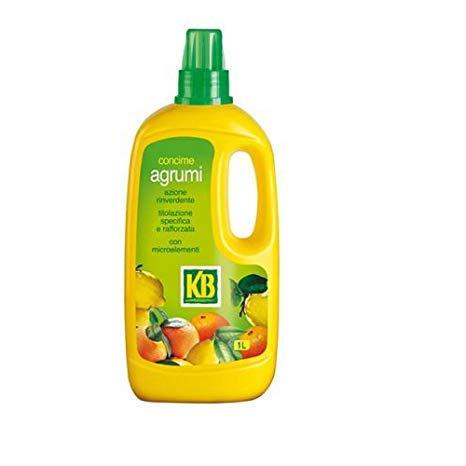 KB Engrais liquide pour agrumes 1 litre