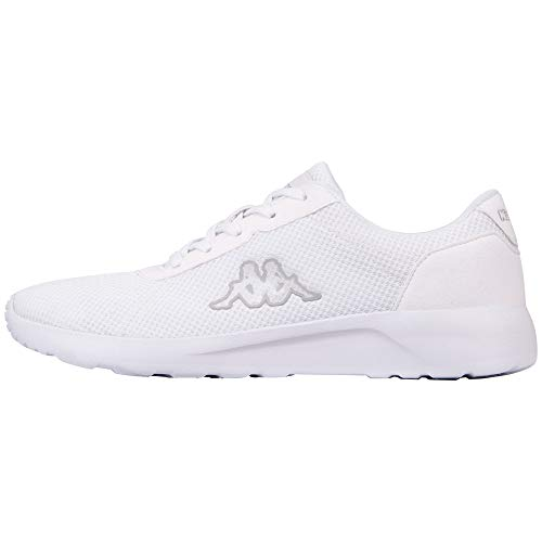 Kappa Herren Tunes OC Sneaker, Weiß (White 1010), 44 EU