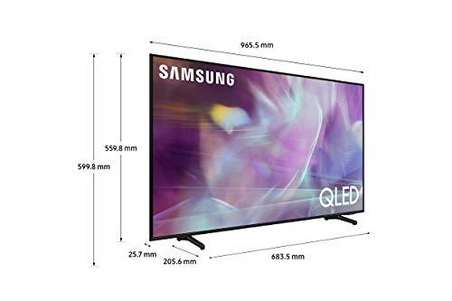 Samsung TV QLED QE43Q60AAUXZT, Smart TV 43