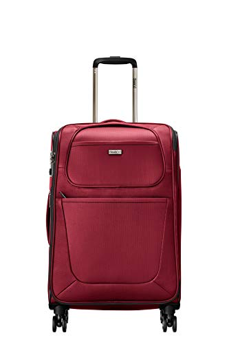 Stratic Unbeatable 3 Koffer M, 68 cm, 59 Liter, Rubyred