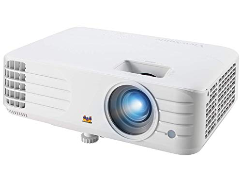 Viewsonic PX701HD 3D thuisbioscoop DLP-projector (Full-HD, 3.500 ANSI lumen, 2x HDMI, 10 Watt luidspreker, 1x optische zoom) wit