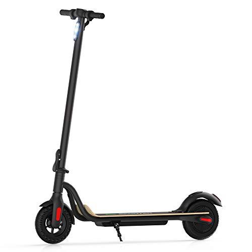M MEGAWHEELS scooter Elettrico Pieghevole 7500mAh velocità regolabile velocità massima 25 km / h scooter elettrico con display LCD da 8,0 pollici adatto per adolescenti e adulti carico massimo 120KG